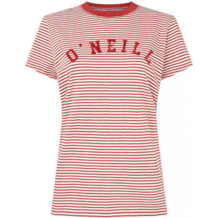 O'Neill LW ESSENTIALS STRIPE T-SHIRT
