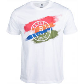 Russell Athletic SHADED S/S CREWNECK TEE SHIRT
