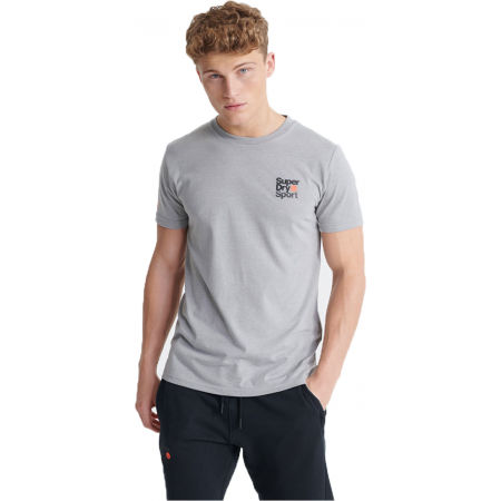 Superdry CORE SPORT SMALL LOGO TEE