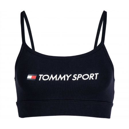 Tommy Hilfiger CO/EL LOW SUPPORT BRA