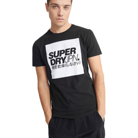 Superdry JPN BLOCK TEE