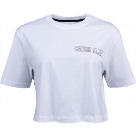 Calvin Klein CROPPED SHORT SLEEVE T-SHIRT