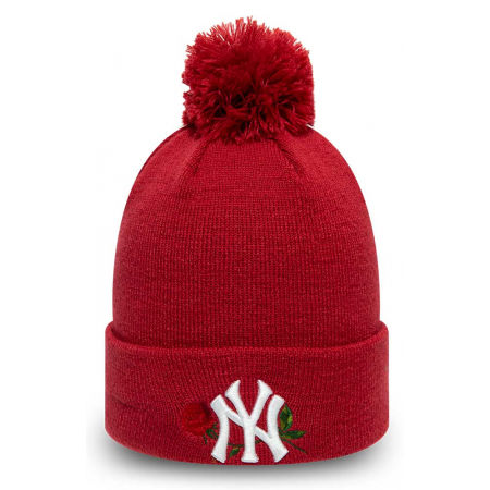 New Era MLB TWINE BOBBLE KNIT KIDS NEW YORK YANKEES
