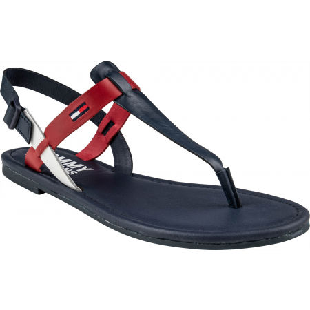 Tommy Hilfiger COLOR BLOCK BASIC THONG SANDAL