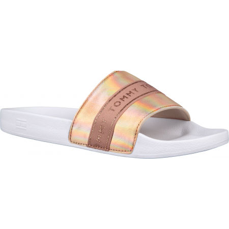 Tommy Hilfiger GLITTER POOL SLIDE