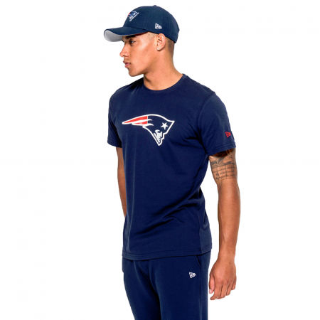 New Era NFL TEAM LOGO TEE NEW ENGLAND PATRIOTS