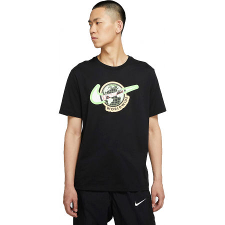 Nike NSW SS TEE SWOOSH WORLDWIDE M