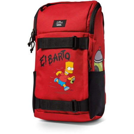 Vans MN OBSTACLE SKATEPACK THE SIMPSONS EL BARTO