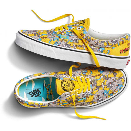 Vans UA ERA THE SIMPSONS ITCHY SCTCHY