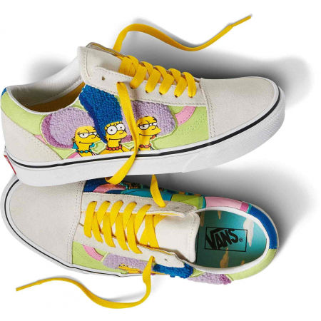 Vans UA OLD SKOOL THE SIMPSONS THE BOUVIERS