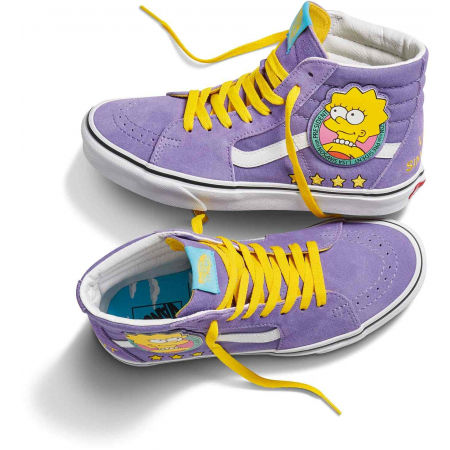 Vans UA SK8-HI THE SIMPSONS LISA 4 PREZ
