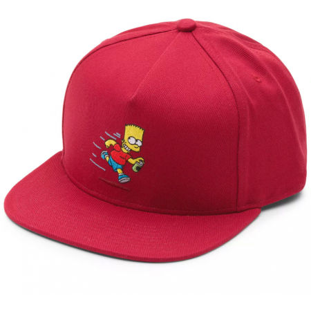 Vans MN X THE SIMPSONS SNAPBACK EL BARTO