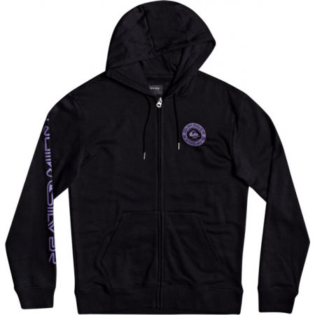 Quiksilver TIME CIRCLE SCREEN FLEECE