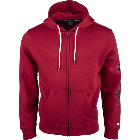 Champion HOODED FULL ZIP SWEATSHIRT