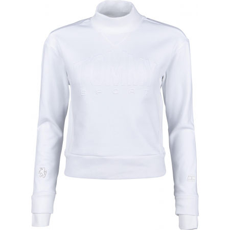 Tommy Hilfiger CROPPED ARTICULATED CREW
