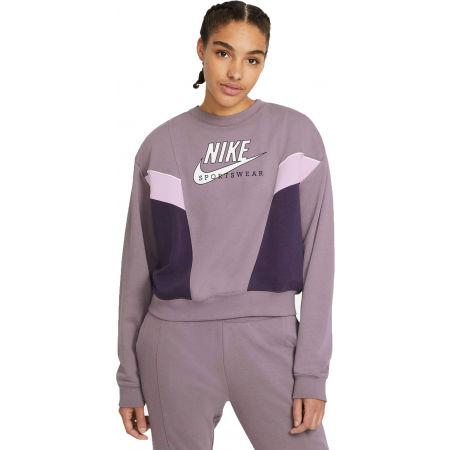 Nike NSW HERITAGE CREW FLC W