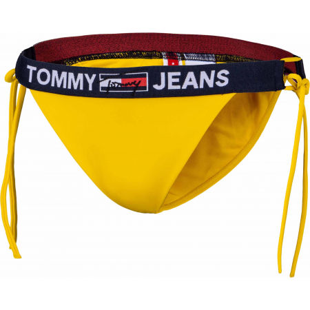 Tommy Hilfiger CHEEKY STRING SIDE TIE BIKINI