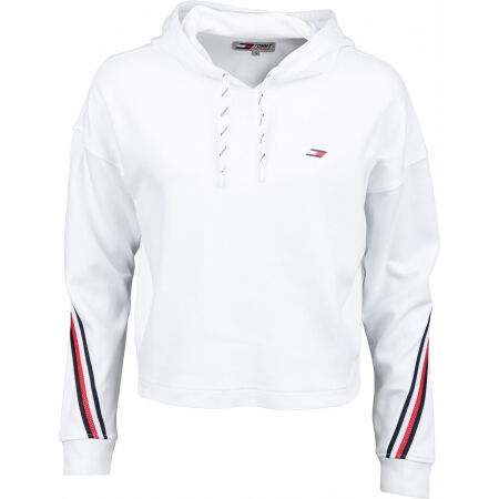 Tommy Hilfiger RELAXED DOUBLE PIQUE HOODIE LS
