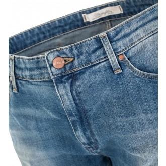 Pantaloni denim damă