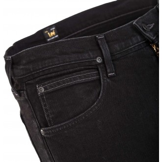 LUKE COAL CITY - Pantaloni denim bărbați