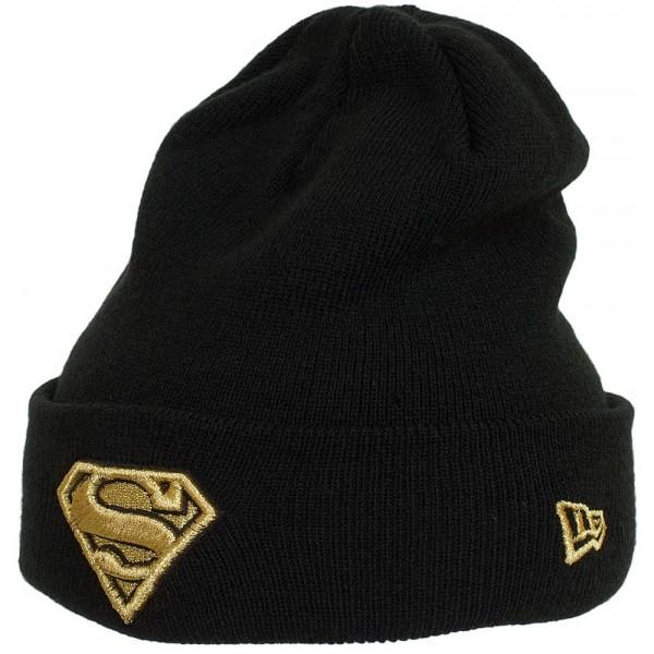 SPARKLE CUFF SUPGRL - Căciulă iarnă damă Supergirl