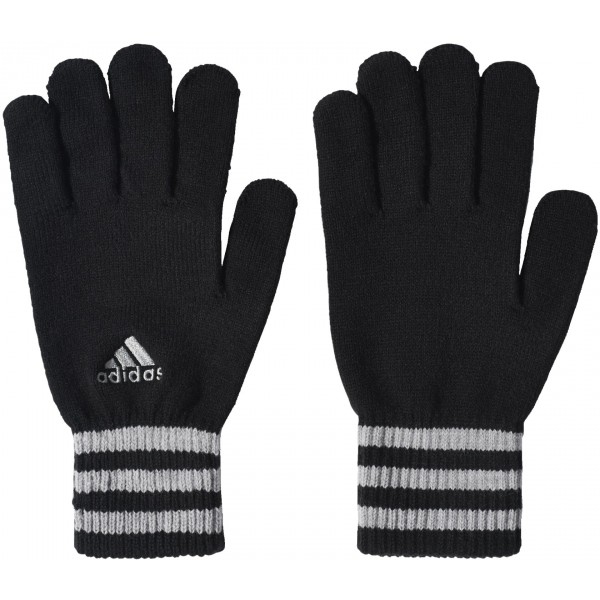 ESSENTIALS 3STRIPES GLOVES - Mănuși unisex
