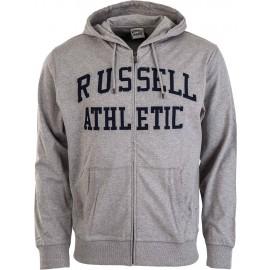 Russell Athletic TRANSFER PRINT HOODY FULL ZIP