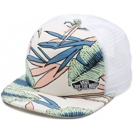 BEACH BOUND TRUCKER White Sand Tropical