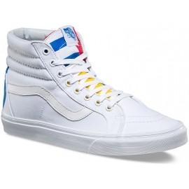 SK8-HI REISSUE True White/Blue/Red