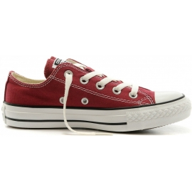 CHUCK TAYLOR ALL STAR Low Top Maroon