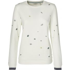 LW MINI PRINT SWEATSHIRT