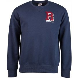 Russell Athletic CREW NECK SWEATSHIRT - R CHENILLE EMBROIDERY