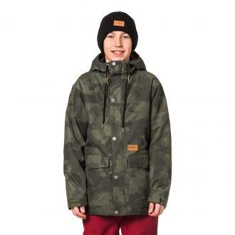Geacă de ski/snowboard băieți