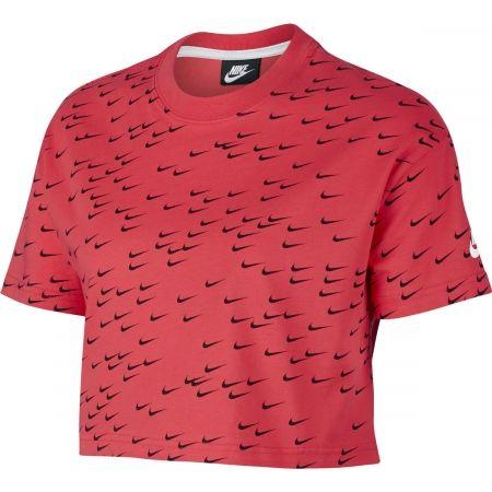 Nike NSW ESSNTL TOP SS CROP SWSH W