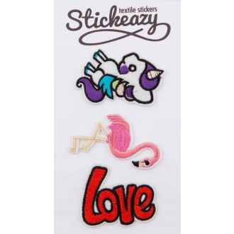 Stickere pentru textile
