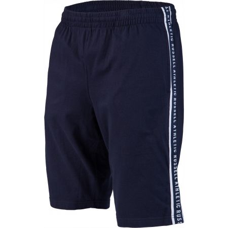 Russell Athletic PANEL PRINTED SHORTS