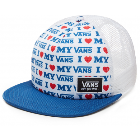 Vans WM BEACH BOUND TRUCKER EVENING HAZE