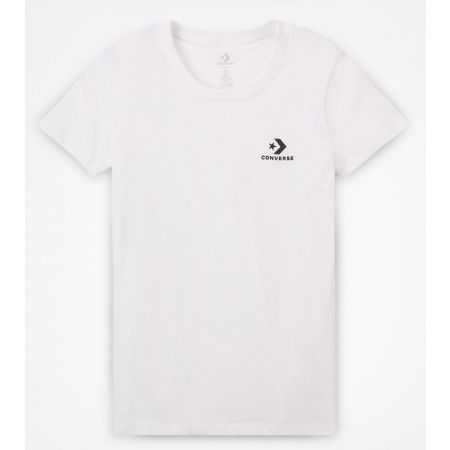 Converse STAR CHEVRON SMALL CHEST LOGO TEE