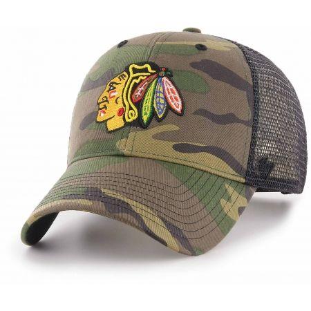 47 NHL CHICAGO BLACKHAWCKS CAMO BRANSON 47 MVP