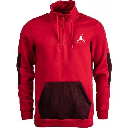 Nike JUMPMAN HYBRID FLEECE 1/4 ZIP