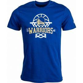 New Era NBA LEAGUE NET LOGO TEE GOLDEN STATE WARRIORS