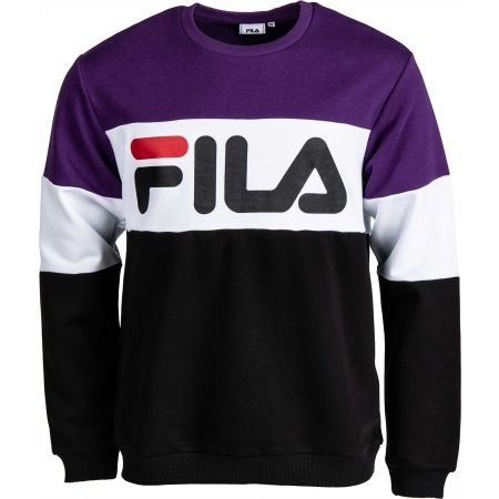 Fila STRAIGHT BLOCKED CREW SWEAT