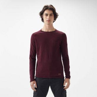 Tricou mâneci lungi de bărbați