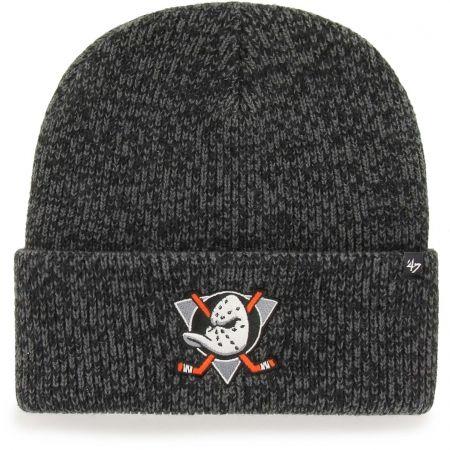 47 NHL Anaheim Ducks Brain Freeze CUFF KNIT