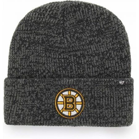 47 NHL Boston Bruins Brain Freeze CUFF KNIT