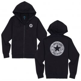 Converse CHUCK PATCH GRAPHIC FZ HOODIE