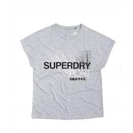 Superdry CORE SPLIT BACK TEE