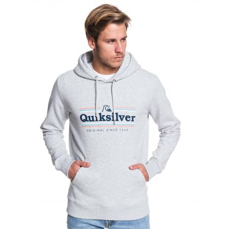 Quiksilver GET BUZZY SCREEN FLEECE