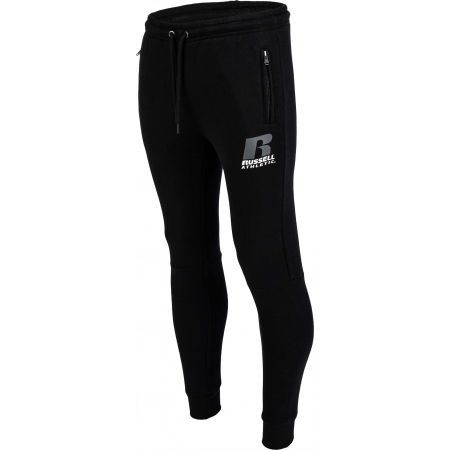 """Russell Athletic CUFFED ZIP POCKET PANT """"R"""""""