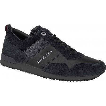 Tommy Hilfiger ICONIC LEATHER SUEDE MIX RUNNER